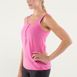 Heart opener Tank Pink size 4 NEW